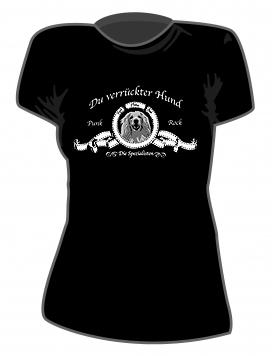 Die Spezialisten - Shirt - Du verrückter Hund! - Girlie