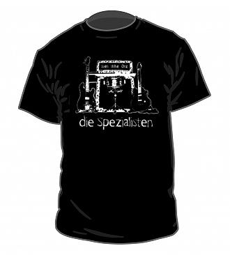 Die Spezialisten - Shirt - Sven Thäse Önz